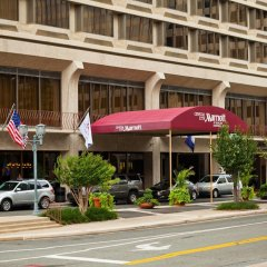 Отель Crystal City Marriott at Reagan National Airport фото 4
