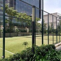 Отель Nuevo y Funcional Loft en Marina Park Мехико спортивное сооружение