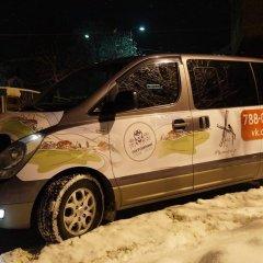 Гостиница Melnitsa Inn городской автобус