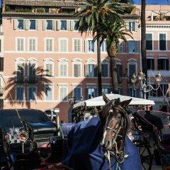 Отель Piazza di Spagna 9 Luxury B&B and Art Gallery Италия, Рим - отзывы, цены и фото номеров - забронировать отель Piazza di Spagna 9 Luxury B&B and Art Gallery онлайн