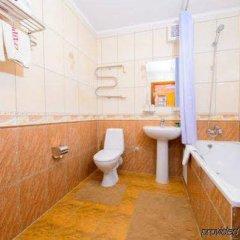Гостиница О Азамат Казахстан, Нур-Султан - 3 отзыва об отеле, цены и фото номеров - забронировать гостиницу О Азамат онлайн ванная фото 2