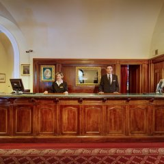 Grand Hotel Villa Igiea Palermo MGallery by Sofitel интерьер отеля