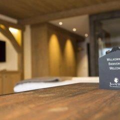Отель Wander & Gourmet Hotel Bernerhof Швейцария, Гштад - отзывы, цены и фото номеров - забронировать отель Wander & Gourmet Hotel Bernerhof онлайн удобства в номере