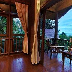 Отель Krabi Tipa Resort балкон фото 3