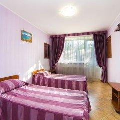 Гостиница Лето комната для гостей фото 2