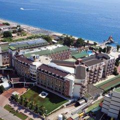 Отель PGS Rose Residence Beach - All Inclusive спортивное сооружение