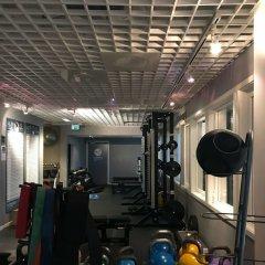 Clarion Collection Hotel Grand Bodo спортивное сооружение