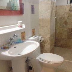 Отель Yiasu Serviced Apartments Таиланд, Паттайя - отзывы, цены и фото номеров - забронировать отель Yiasu Serviced Apartments онлайн ванная