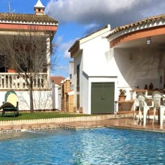 Отель House With 5 Bedrooms in Arcos, With Private Pool, Furnished Terrace a