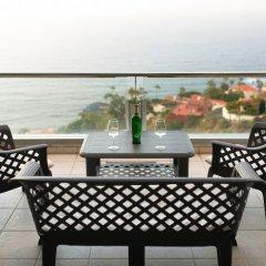 Апартаменты Infinity Terrace Apartment, Entre el Cielo y el Mar Ла-Матанса-де-Асентехо балкон фото 2