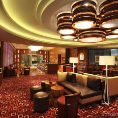 Отель Crowne Plaza Chongqing Riverside интерьер отеля