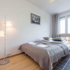 Отель P&O Apartments Metro Imielin Польша, Варшава - отзывы, цены и фото номеров - забронировать отель P&O Apartments Metro Imielin онлайн комната для гостей фото 3