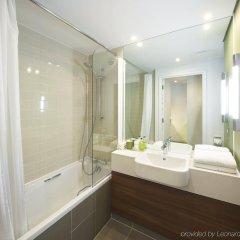 Отель Citadines Apart'hotel Holborn-Covent Garden London Великобритания, Лондон - отзывы, цены и фото номеров - забронировать отель Citadines Apart'hotel Holborn-Covent Garden London онлайн ванная