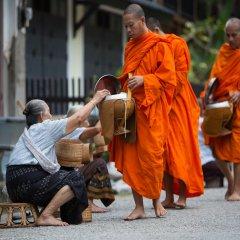 Отель The Luang Say Residence развлечения