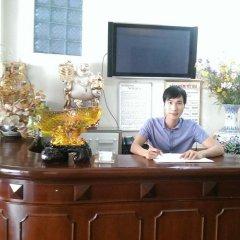 Отель Pho Hien Star Hotel Вьетнам, Халонг - отзывы, цены и фото номеров - забронировать отель Pho Hien Star Hotel онлайн интерьер отеля фото 2