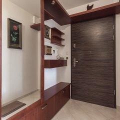 Отель Little Home Lokietka Сопот сейф в номере