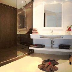Отель Djerba Plaza Hotel Тунис, Мидун - отзывы, цены и фото номеров - забронировать отель Djerba Plaza Hotel онлайн ванная