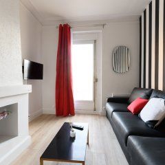 Отель Daumier - New 2 Bdrs Flat near la Seine Париж комната для гостей фото 3