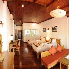Отель Vinh Hung Riverside Resort & Spa Вьетнам, Хойан - отзывы, цены и фото номеров - забронировать отель Vinh Hung Riverside Resort & Spa онлайн комната для гостей