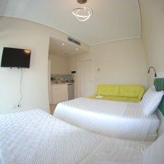 Отель Vila Abiori Албания, Ксамил - отзывы, цены и фото номеров - забронировать отель Vila Abiori онлайн комната для гостей фото 3