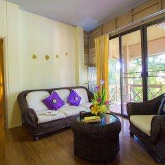 Отель Phuket Chaba Hotel Таиланд, Пхукет - 1 отзыв об отеле, цены и фото номеров - забронировать отель Phuket Chaba Hotel онлайн комната для гостей фото 3