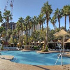Отель Treasure Island Hotel & Casino США, Лас-Вегас - отзывы, цены и фото номеров - забронировать отель Treasure Island Hotel & Casino онлайн бассейн