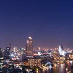 Отель Millennium Hilton Bangkok Бангкок городской автобус