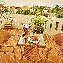 Отель Cam Chau Homestay балкон