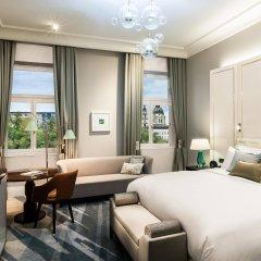 Отель Ritz Carlton Budapest Будапешт комната для гостей