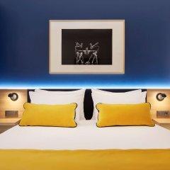 Отель Timhotel Berthier Paris 17 сейф в номере