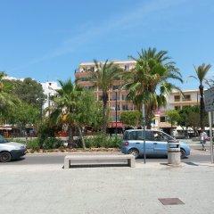 Отель The Red by Ibiza Feeling парковка