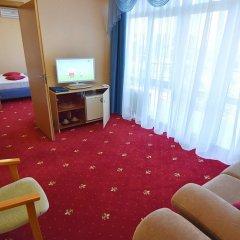 Гостиница Бригантина удобства в номере фото 6
