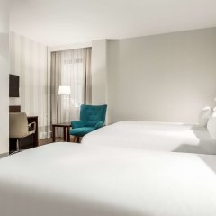 Отель Nh Amsterdam City Centre Амстердам комната для гостей