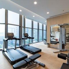 Отель Hoasun Des Art - Lanmark 81 фитнесс-зал