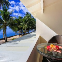 Отель Garden Island Resort Фиджи, Остров Тавеуни - отзывы, цены и фото номеров - забронировать отель Garden Island Resort онлайн балкон