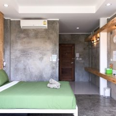 Отель Check-in Resort Koh Larn комната для гостей
