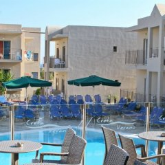 Creta Verano Hotel бассейн фото 2