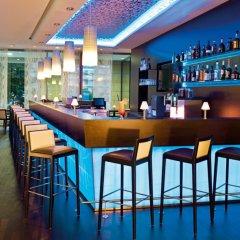 Отель NH Collection Dresden Altmarkt гостиничный бар