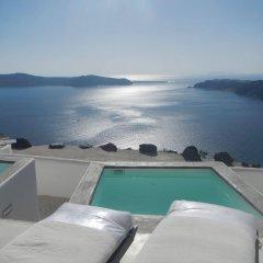 Отель Rocabella Santorini Hotel Греция, Остров Санторини - отзывы, цены и фото номеров - забронировать отель Rocabella Santorini Hotel онлайн бассейн фото 3