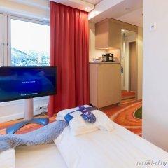 Radisson Blu Polar Hotel Spitsbergen Тромсе комната для гостей фото 4