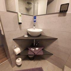 Отель FALKENTURM Мюнхен ванная