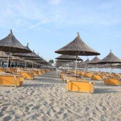 Hotel GRINT пляж фото 2