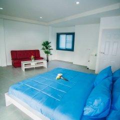 Апартаменты Infinity Bophut Apartments Самуи комната для гостей фото 2