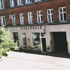 Отель Rye Дания, Копенгаген - отзывы, цены и фото номеров - забронировать отель Rye онлайн фото 4