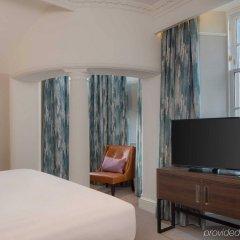 Отель Hilton Edinburgh Carlton удобства в номере