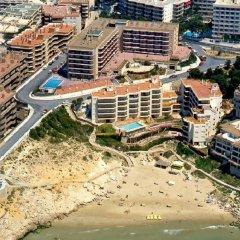Отель Medplaya Albatros Family пляж