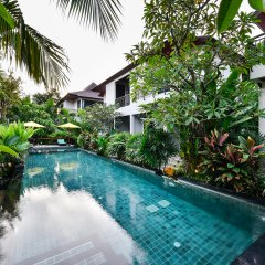 Отель Coco Retreat Phuket Resort & Spa бассейн