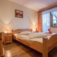 Отель Willa Góralsko Riwiera Польша, Закопане - отзывы, цены и фото номеров - забронировать отель Willa Góralsko Riwiera онлайн комната для гостей фото 2