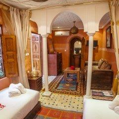 Отель Dar Ikalimo Marrakech спа
