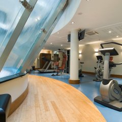 Отель Sofitel Brussels Europe фитнесс-зал